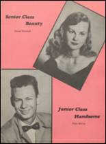 1955 Hillsboro High School Yearbook Page 62 & 63