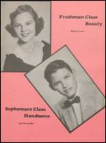 1955 Hillsboro High School Yearbook Page 64 & 65