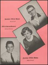 1955 Hillsboro High School Yearbook Page 74 & 75