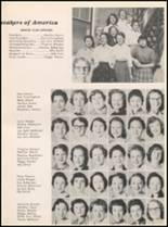 1955 Hillsboro High School Yearbook Page 92 & 93