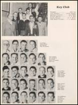 1955 Hillsboro High School Yearbook Page 108 & 109