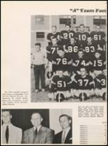 1955 Hillsboro High School Yearbook Page 116 & 117