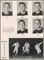 1955 Hillsboro High School Yearbook Page 122 & 123