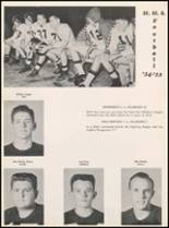 1955 Hillsboro High School Yearbook Page 124 & 125