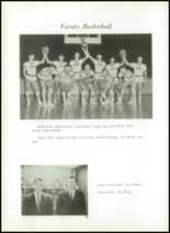 1964 Weatherly High School Yearbook Page 56 & 57