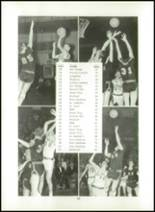 1964 Weatherly High School Yearbook Page 58 & 59