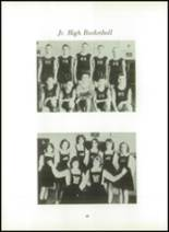 1964 Weatherly High School Yearbook Page 72 & 73