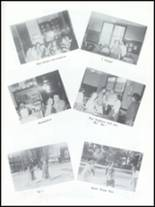 1958 Father Leo Memorial School Yearbook Page 34 & 35