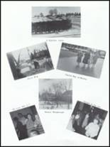 1958 Father Leo Memorial School Yearbook Page 36 & 37