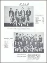 1958 Father Leo Memorial School Yearbook Page 40 & 41