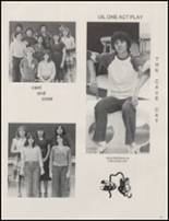 1981 Mineral Wells High School Yearbook Page 34 & 35