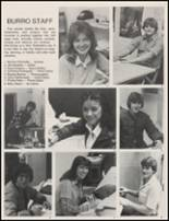1981 Mineral Wells High School Yearbook Page 42 & 43