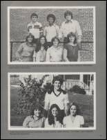 1981 Mineral Wells High School Yearbook Page 52 & 53