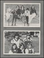 1981 Mineral Wells High School Yearbook Page 54 & 55