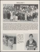 1981 Mineral Wells High School Yearbook Page 66 & 67