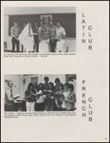 1981 Mineral Wells High School Yearbook Page 68 & 69