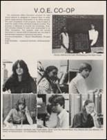 1981 Mineral Wells High School Yearbook Page 74 & 75