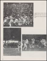 1981 Mineral Wells High School Yearbook Page 100 & 101