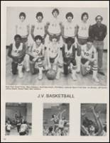 1981 Mineral Wells High School Yearbook Page 114 & 115