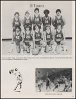 1981 Mineral Wells High School Yearbook Page 116 & 117