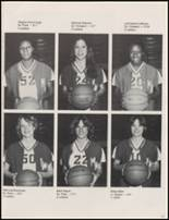 1981 Mineral Wells High School Yearbook Page 118 & 119