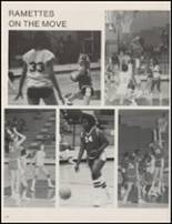 1981 Mineral Wells High School Yearbook Page 122 & 123