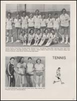 1981 Mineral Wells High School Yearbook Page 130 & 131