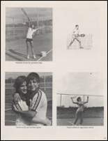 1981 Mineral Wells High School Yearbook Page 132 & 133