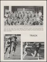 1981 Mineral Wells High School Yearbook Page 134 & 135