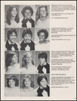 1981 Mineral Wells High School Yearbook Page 154 & 155