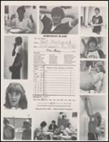 1981 Mineral Wells High School Yearbook Page 166 & 167
