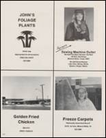 1981 Mineral Wells High School Yearbook Page 214 & 215