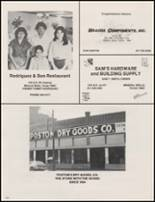 1981 Mineral Wells High School Yearbook Page 226 & 227