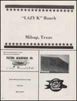 1981 Mineral Wells High School Yearbook Page 238 & 239
