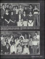 1982 West High School Yearbook Page 42 & 43