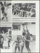 1982 West High School Yearbook Page 56 & 57
