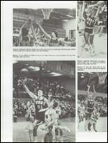 1982 West High School Yearbook Page 58 & 59