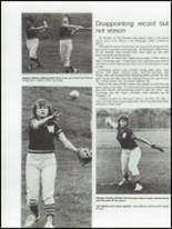 1982 West High School Yearbook Page 70 & 71
