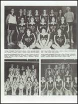 1982 West High School Yearbook Page 74 & 75