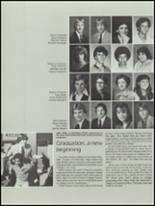 1982 West High School Yearbook Page 84 & 85