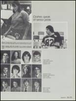 1982 West High School Yearbook Page 86 & 87