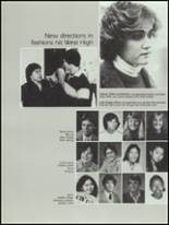 1982 West High School Yearbook Page 94 & 95