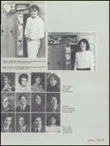 1982 West High School Yearbook Page 100 & 101
