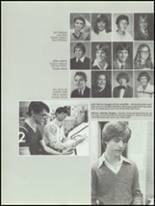 1982 West High School Yearbook Page 104 & 105