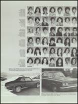1982 West High School Yearbook Page 110 & 111