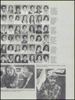 1982 West High School Yearbook Page 112 & 113