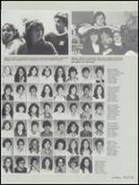 1982 West High School Yearbook Page 114 & 115