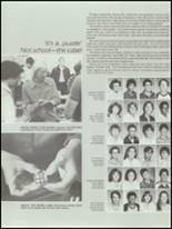 1982 West High School Yearbook Page 118 & 119