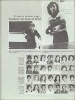 1982 West High School Yearbook Page 120 & 121