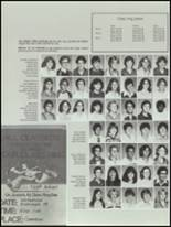 1982 West High School Yearbook Page 122 & 123